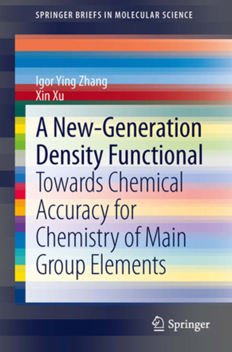 A New-Generation Density Functional - 9783642404214