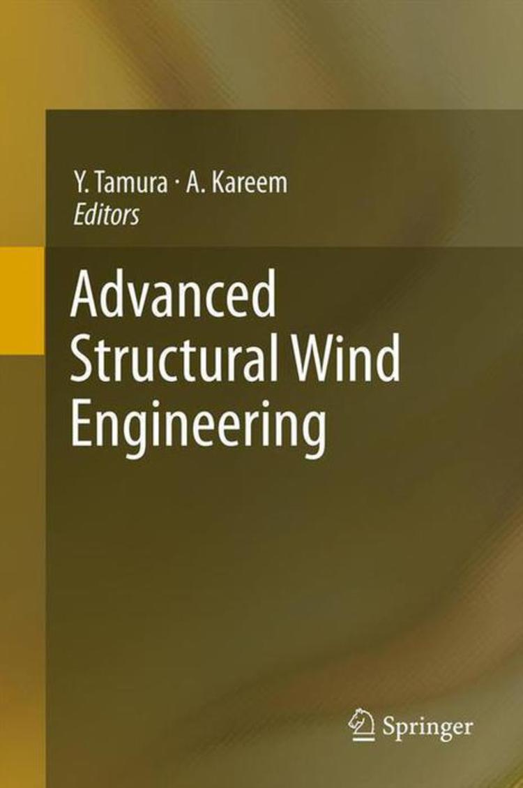 Advanced Structural Wind Engineering - 9784431543374