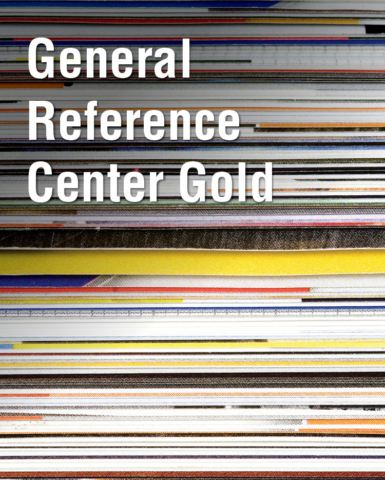 General Reference Center Gold - 160706