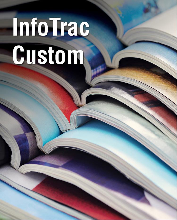 InfoTrac Custom - 160795