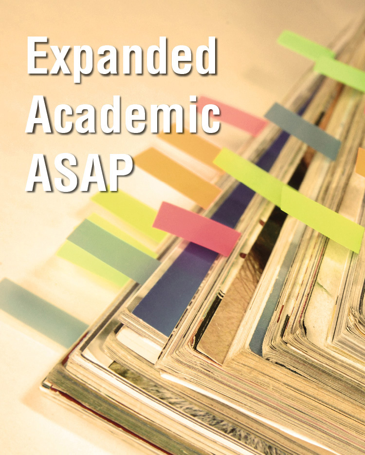 Expanded Academic ASAP - 161480