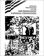 Electing the President: Proceedings of the Democratic National Conventions, 1832-1988 - 16153441