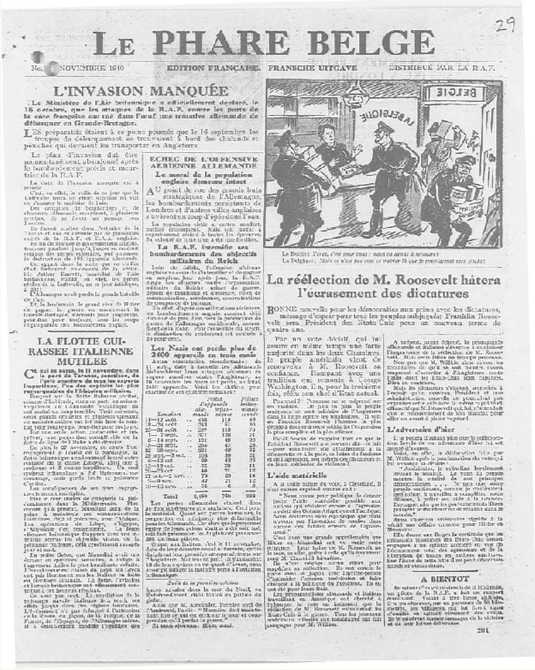 Allied Propaganda in World War II and the British Political Warfare Executive - 16225812