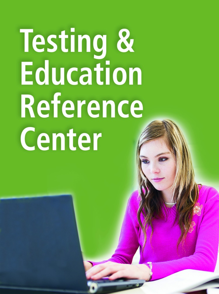 Testing & Education Reference Center - 192267