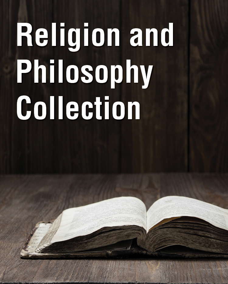 Religion and Philosophy Collection - 197535