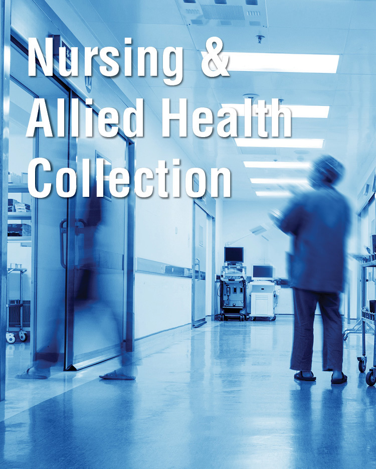 Nursing & Allied Health Collection - 233383