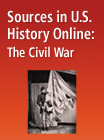 Sources in U.S. History Online (SUSHO): The Civil War - 234394