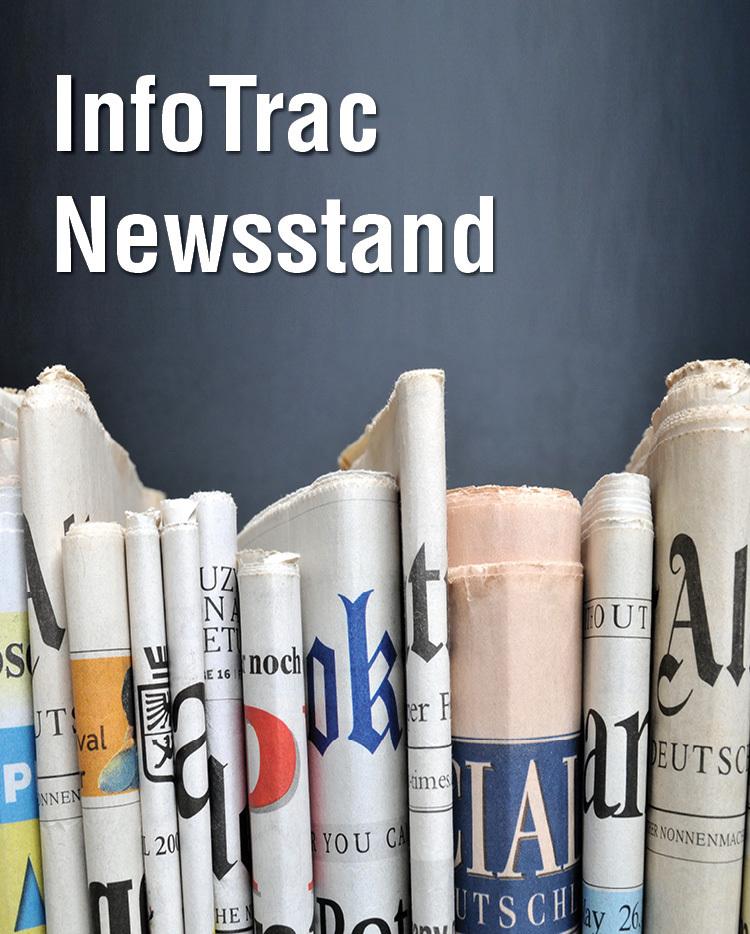 InfoTrac Newsstand - 248126
