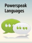 Powerspeak Languages - 252223