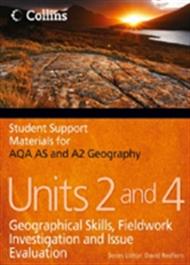CSSM Geography AQA AS & A2: Unit 2 & 4 Skills - 9780007415717