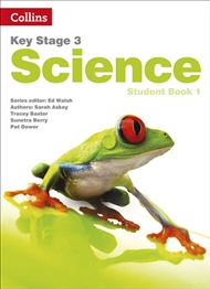 Key Stage 3 Science - Student Book 1 Second Edition - 9780007505814