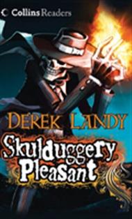 Skulduggery Pleasant - 9780007505838