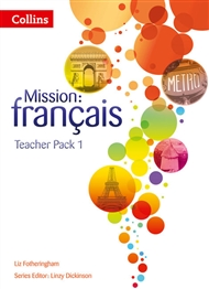 Mission: Français 1 Teacher Pack - 9780007513475