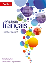 Mission:Français 2 Teacher Pack - 9780007513482