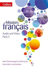 Mission: Français 2 Audio Video Pack - 9780007536511