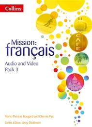 Mission: Français 3 Audio Video Pack - 9780007536528