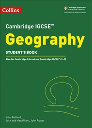 Collins Cambridge IGCSE Geography Student Book 3rd Edition - 9780008260156