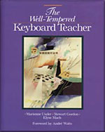 The Well-Tempered Keyboard Teacher - 9780028647883