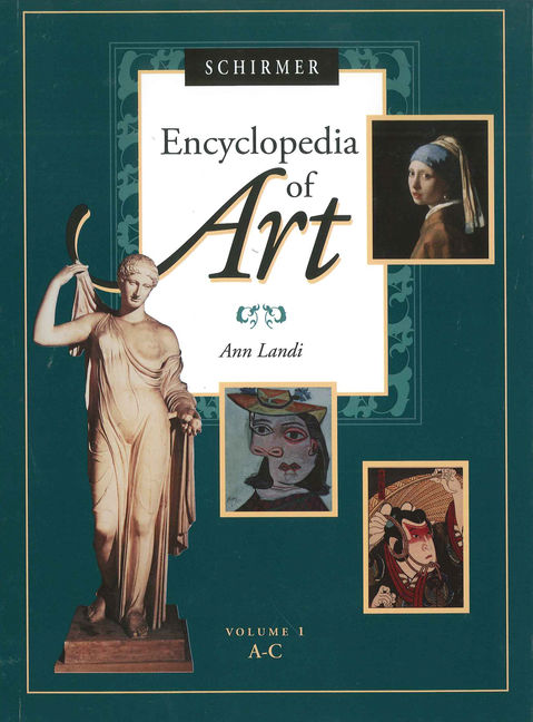 Schirmer's Encyclopedia of Art - 9780028654140