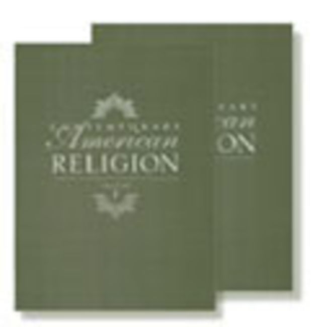 Contemporary American Religion - 9780028658803