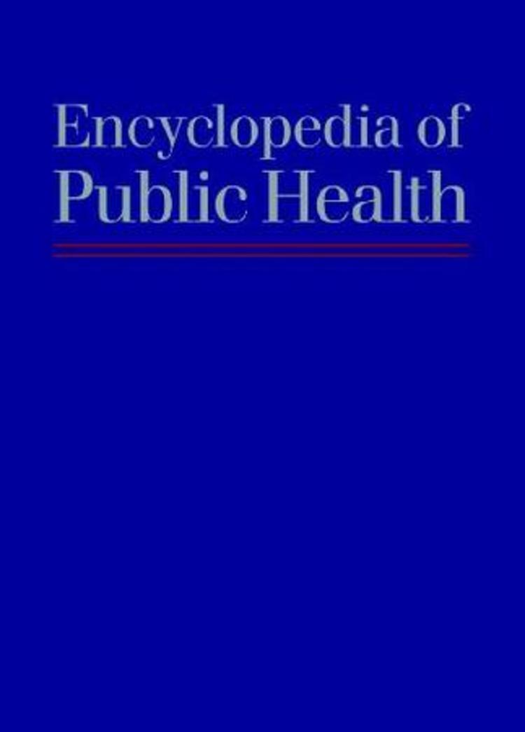 Encyclopedia of Public Health - 9780028658889