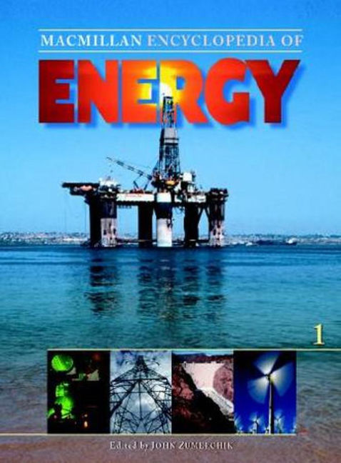 Macmillan Encyclopedia of Energy - 9780028658957
