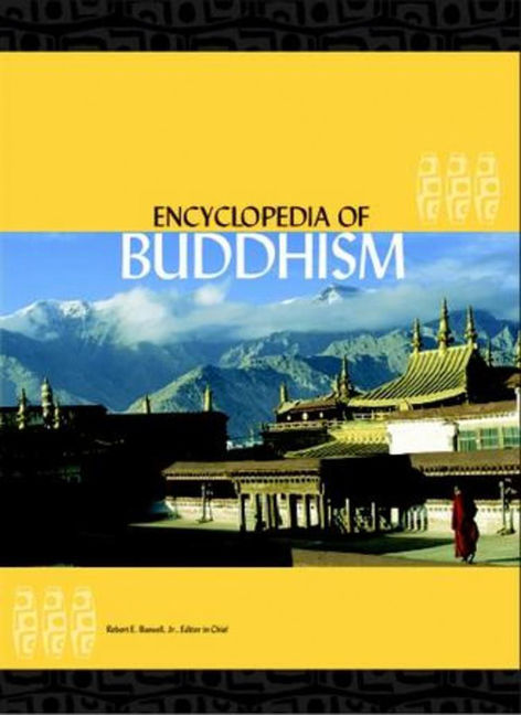 Encyclopedia of Buddhism - 9780028659107