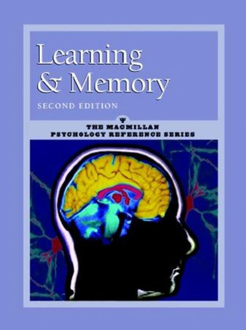 Learning and Memory: Macmillan Psychology Reference Series - 9780028659190
