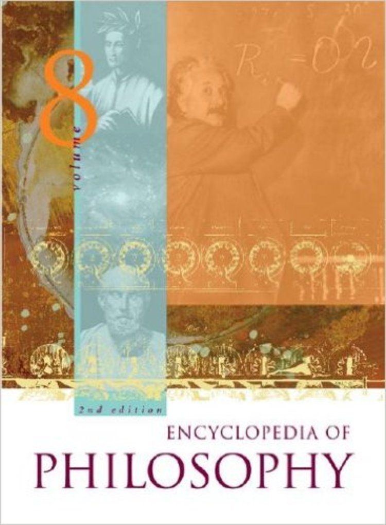 The Encyclopedia of Philosophy - 9780028660721