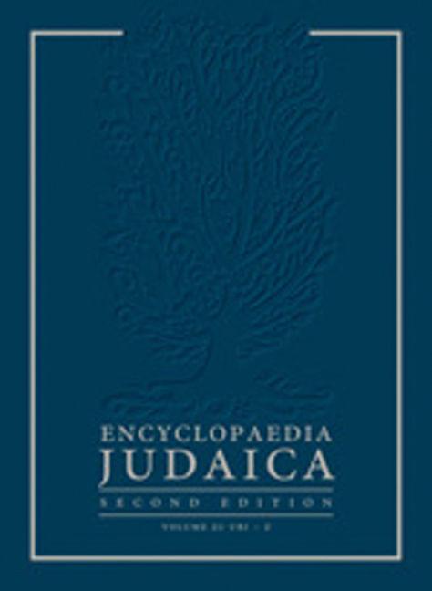 Encyclopaedia Judaica - 9780028660974