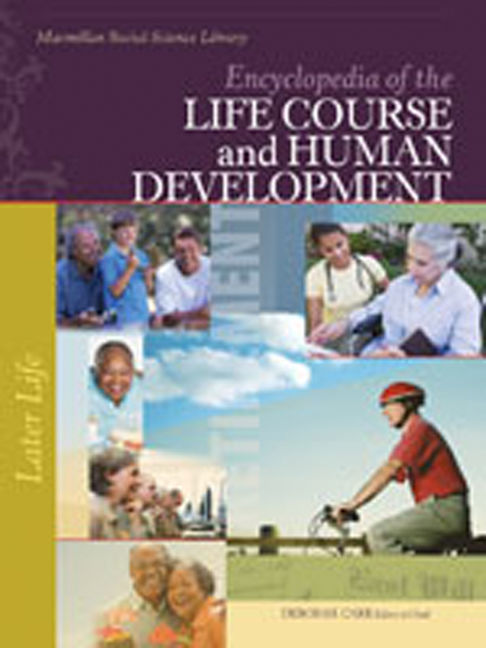 Encyclopedia of the Life Course and Human Development - 9780028661667
