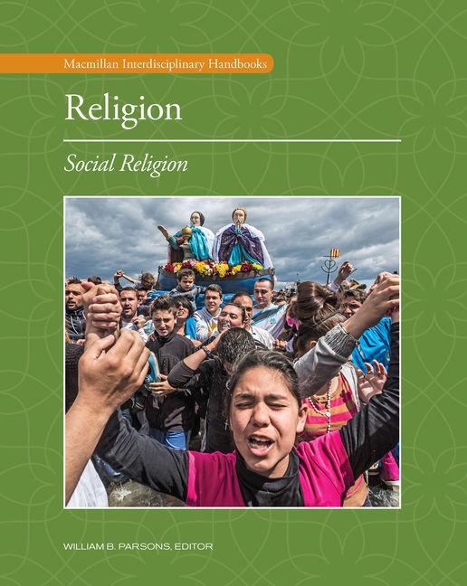 Religion: Social Religion - 9780028662909