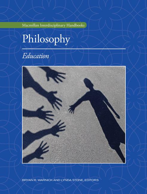 Philosophy: Education - 9780028662947