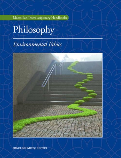 Philosophy: Environmental Ethics - 9780028663418