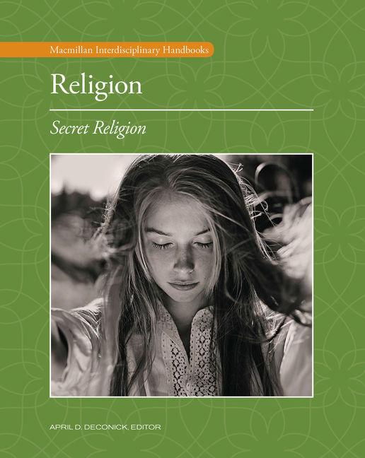 Religion: Secret Religion - 9780028663579