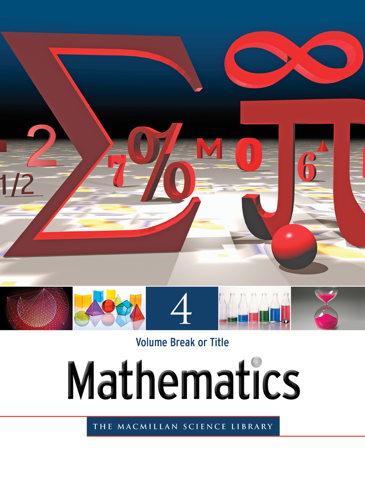Mathematics: Macmillan Science Library - 9780028663777