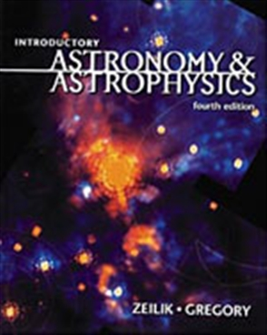 Introductory Astronomy and Astrophysics - 9780030062285