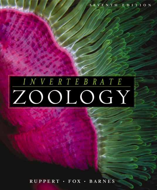 Invertebrate Zoology: A Functional Evolutionary Approach - 9780030259821