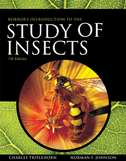 Borror and DeLong's Introduction to the Study of Insects - 9780030968358