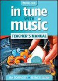 In Tune With Music Book 1 Teacher's Manual - 9780070277236