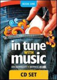 In Tune With Music Book 1 CD Set - 9780070277243