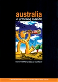 Australia: A Growing Nation - 9780074714676