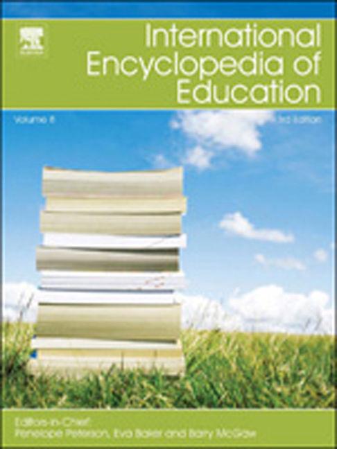 International Encyclopedia of Education - 9780080448947