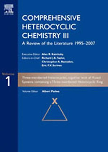 Comprehensive Heterocyclic Chemistry III - 9780080449920