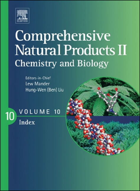 Comprehensive Natural Products Ii: Chemistry And Biology - 9780080453828