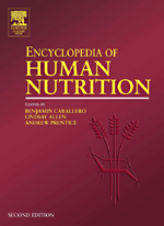 Encyclopedia of Human Nutrition - 9780080454283