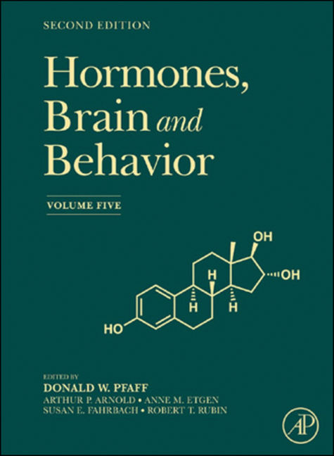 Hormones, Brain and Behavior - 9780080887838