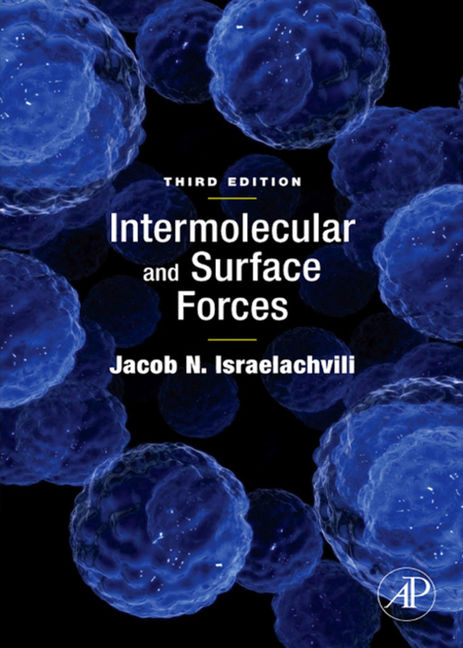 Intermolecular and Surface Forces - 9780080923635