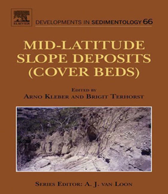 Mid-Latitude Slope Deposits (Cover Beds) - 9780080932194