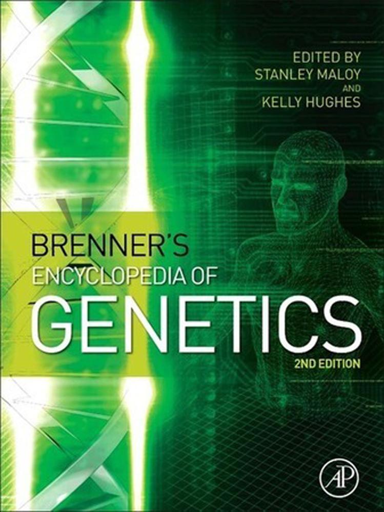 Brenner's Encyclopedia of Genetics - 9780080961569